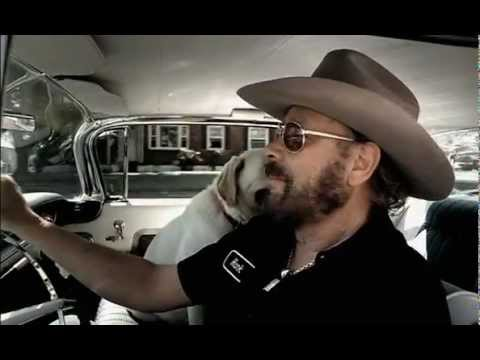 """Hank Williams, Jr. - """"Red, White, and Pink Slip Blues"""" (Official Music Video)"""