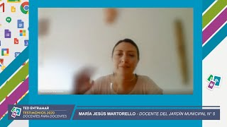 María Jesús Martorello, Jardín Municipal N° 5
