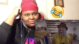 * FUNNY * Billie Eilish Being a mood for 3 mintues Reaction