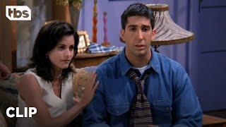 Friends: Ross Reveals His Ex - Ross Reveals His Ex Wife Carol Is Pregnant (Season 1)