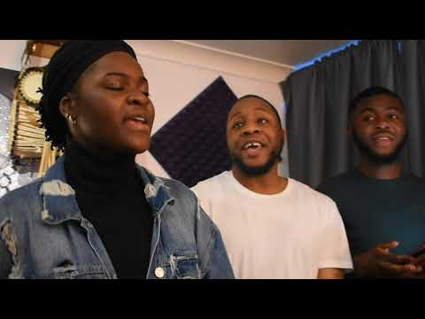 Music Rehearsal at Demarves Studio London with Seun Oke for Yoruba Gospel Music
