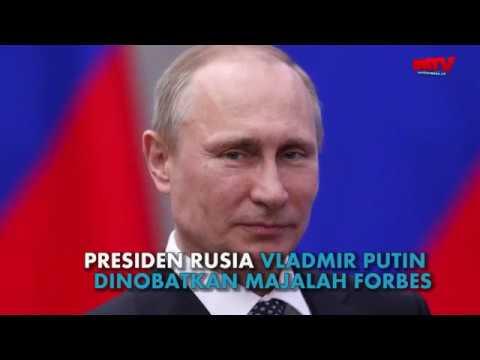 5 Besar Pemimpin Paling Berpengaruh Di Dunia
