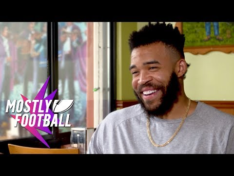 New LA Laker, JaVale McGee Dines On Tacos And Talks About Life In Los Angeles | Mostly Football