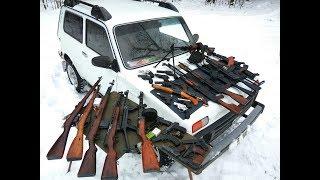 Большой обзор Охолощенного Оружия в России (ПМ сх, АК 103)