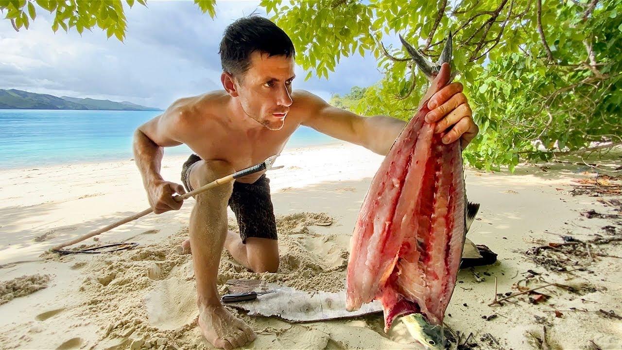 Остров акул. Выживание на необитаемом новом острове #26