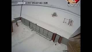 ОРИГИНАЛ - Крушение Ан 148 сняла частная Камера