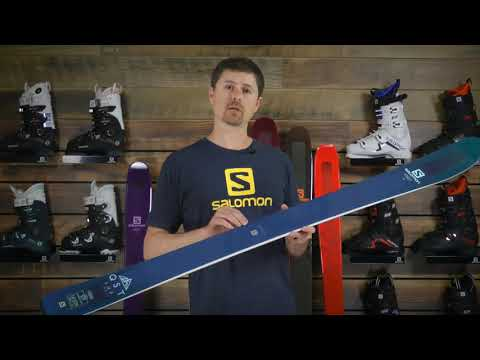 Salomon QST Lux 92 Skis- Women's 2019 Review
