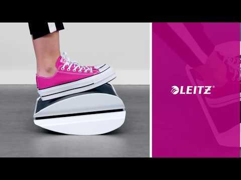 Leitz Ergonomic Workstation Adjustable Foot Rest video thumbnail