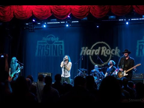 """The Blackfires - """"Gambit"""" - Hard Rock Cafe Times Square 2014"""