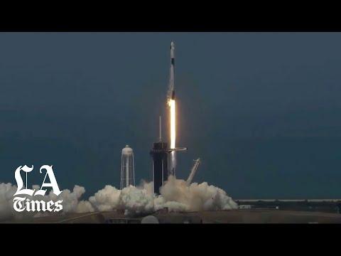 SpaceX Mengirim Astronot NASA ke Orbit, Era Baru Penerbangan Luar Angkasa