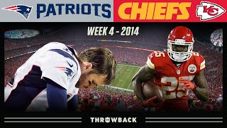 The Night the Pats Dynasty Ended... (Patriots vs. Chiefs 2014, Week 4)