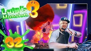 LUIGIS MANSION 3 👻 #32: Feierbiest Luigi In DJ Fantasmaglorias Disko
