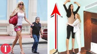 20 Tallest Women From All Over The World