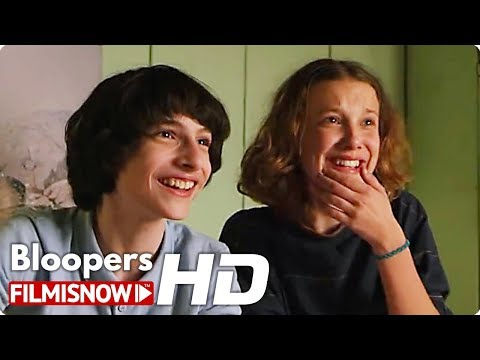 FUNNY BLOOPERS FROM STRANGER THINGS Season 3 | Netflix Original Series