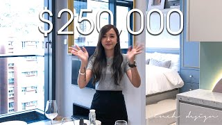 'The Met Delight 薈悅' $250,000 HKD interior design walkthrough | Inch. Interior Design