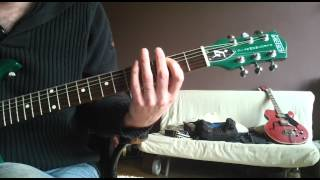 james brown payback  Django Unchained   Track 17 - JAMES BROWN   2PAC  guitar .MOV