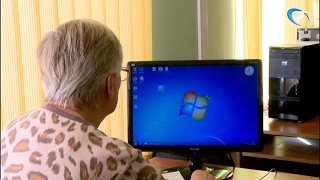 На базе НовГУ продолжаются курсы компьютерной грамотности для пенсионеров