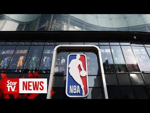 China slams NBA in dispute over free speech