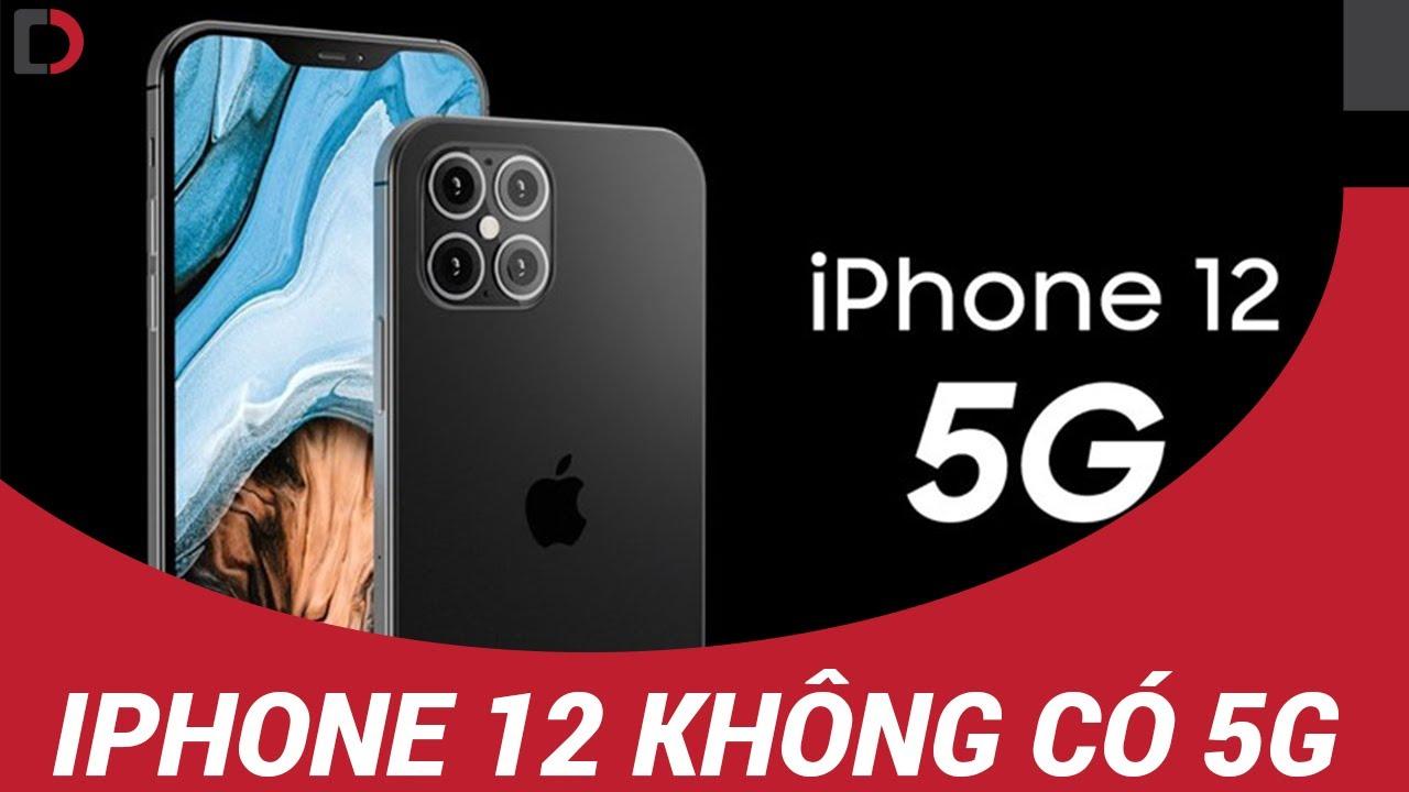 iPhone 12 5G lại không sử dụng được 5G khi...