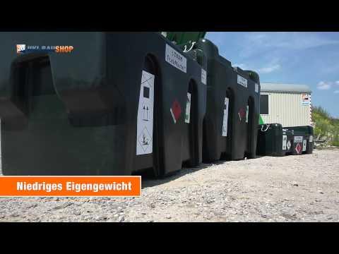 TruckMaster, die mobile Tankanlage im Einsatz - HKL-Baushop