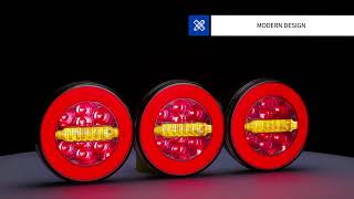 FT-113Y Rear Lamps