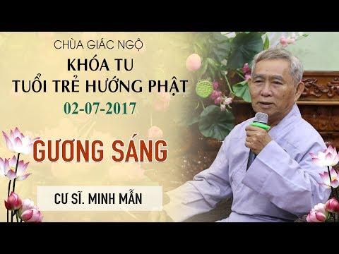Gương Sáng 14: Cư sĩ Minh Mẫn