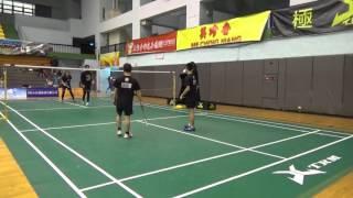 20160124Morning Cup45BFS陳奕宏+陳世元vs于力真+于萱