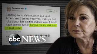 'Roseanne' canceled after Roseanne Barr's racist tweet