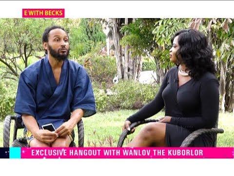 E with Becks Exclusive hangout with Wanlov The Kuborlor on JoyNews (28-3-18)