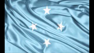 """National anthem of Federated States of Micronesia """"Patriots of Micronesia"""""""