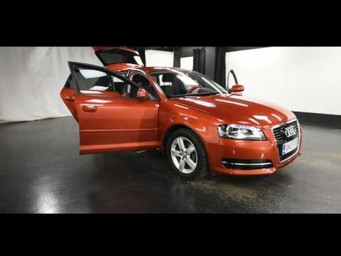 Audi A3 SB Attraction Busin 1,6 TDI DPF 77 S-S, Monikäyttö, Manuaali, Diesel, GKC-712