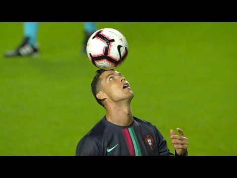 Football Freestyle Skills 2019 | HD
