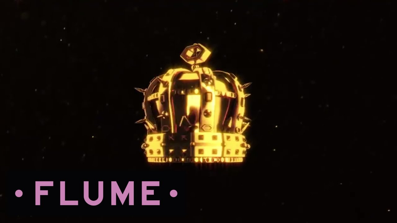 Flume Remixes Lorde's Tennis Court
