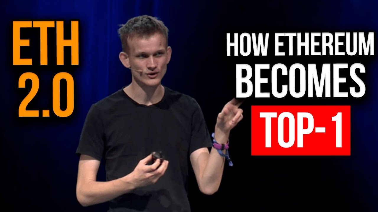 Ethereum to replace Bitcoin? How is that possible? ETH price #Ethereum #ETH