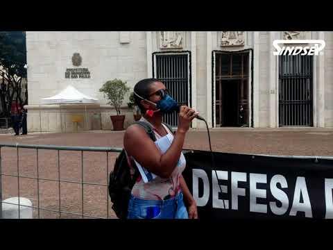 Ato/panfletagem no Dia Nacional de Luta em Defesa do Serviço Público