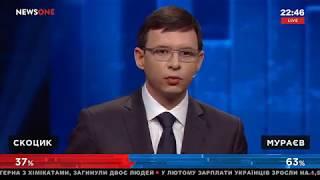 Мураев: Пока у власти будет президент части страны, мы не вернем территории