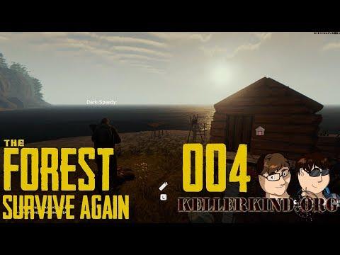 Baum um Baum ein Traum von Zaun ★ #004 ★ We play The Forest - SURVIVE AGAIN [HD|60FPS]