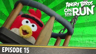 Angry Birds On The Run | Red's Playtime!   S1 Ep15