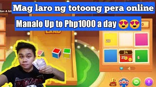 COLOR GAME LAND||TOTOONG PERA ||20 PESOS TURN TO 1000 A DAY
