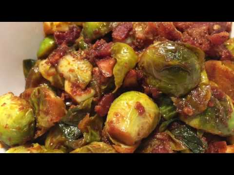 Instant Pot Bangin' Brussels Sprouts