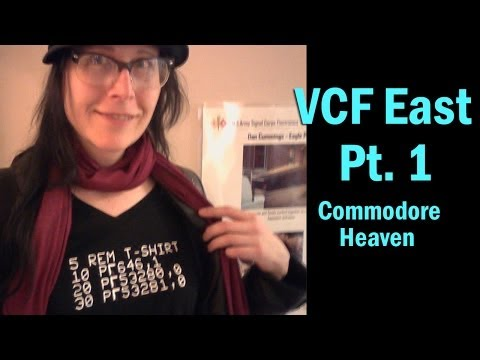 VCF East Part 1 - Commodore Heaven!