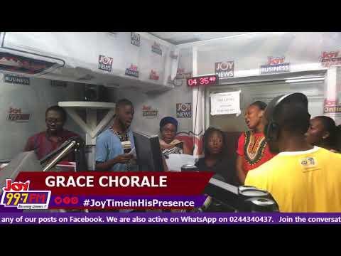 #JoyTimeInHisPresence on Joy FM (7-9-18)