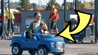 CUSTOM TOY CAR PRANK!