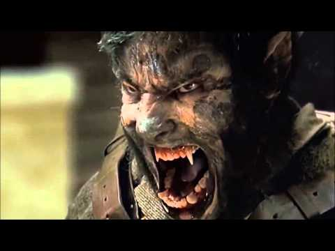 "The Wolfman (2010) Scene: ""I will kill all of you!""/Asylum Escape."