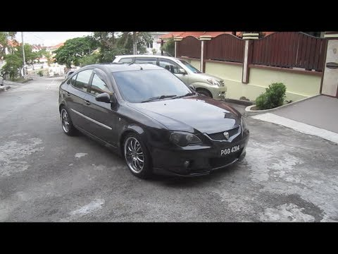 2005 Proton GEN.2 1.6 Start-Up and Full Vehicle Tour
