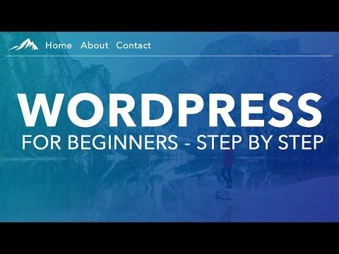 Cara Membuat Website dari Wordpress