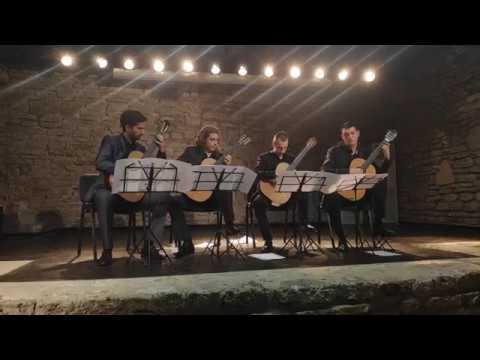 Koncert kvarteta gitara u organizaciji Ogranka SANU u Nišu