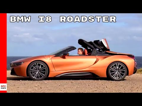 2019 BMW i8 Roadster Test Drive, Design, and Interior