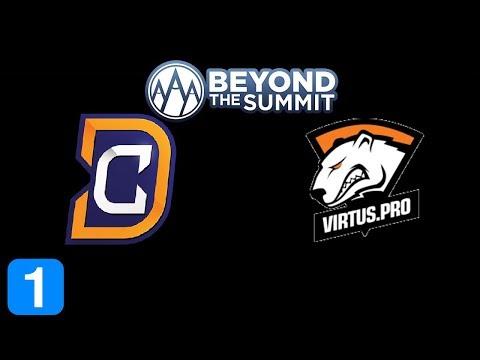 DC vs VP Game 1 The Summit 7 Highlights Dota 2