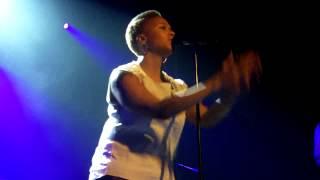 Chrisette Michele - Pray Me Well LIVE 1/12/13